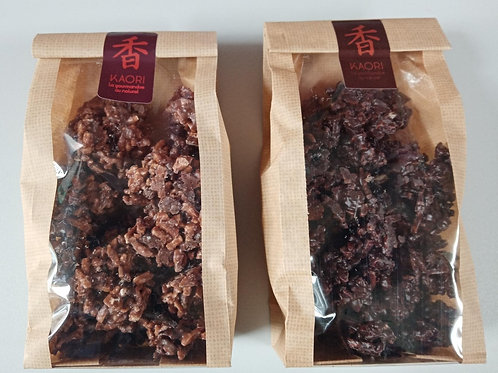 Amandines chocolat 120 g