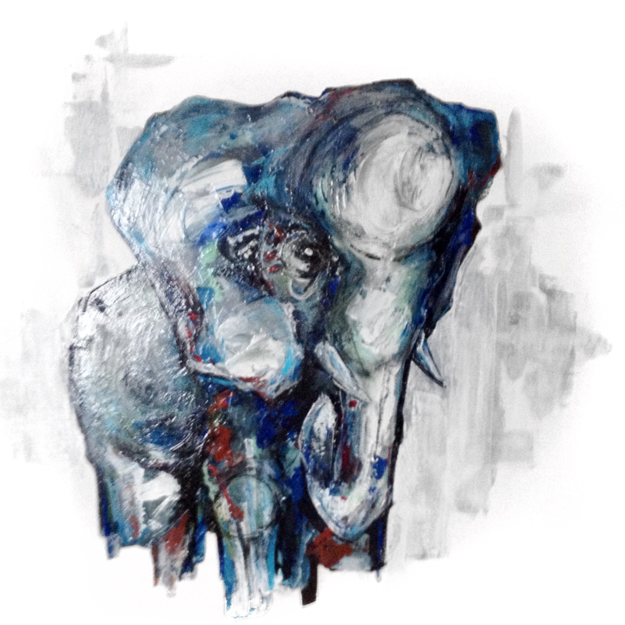 Éléphant Bleu