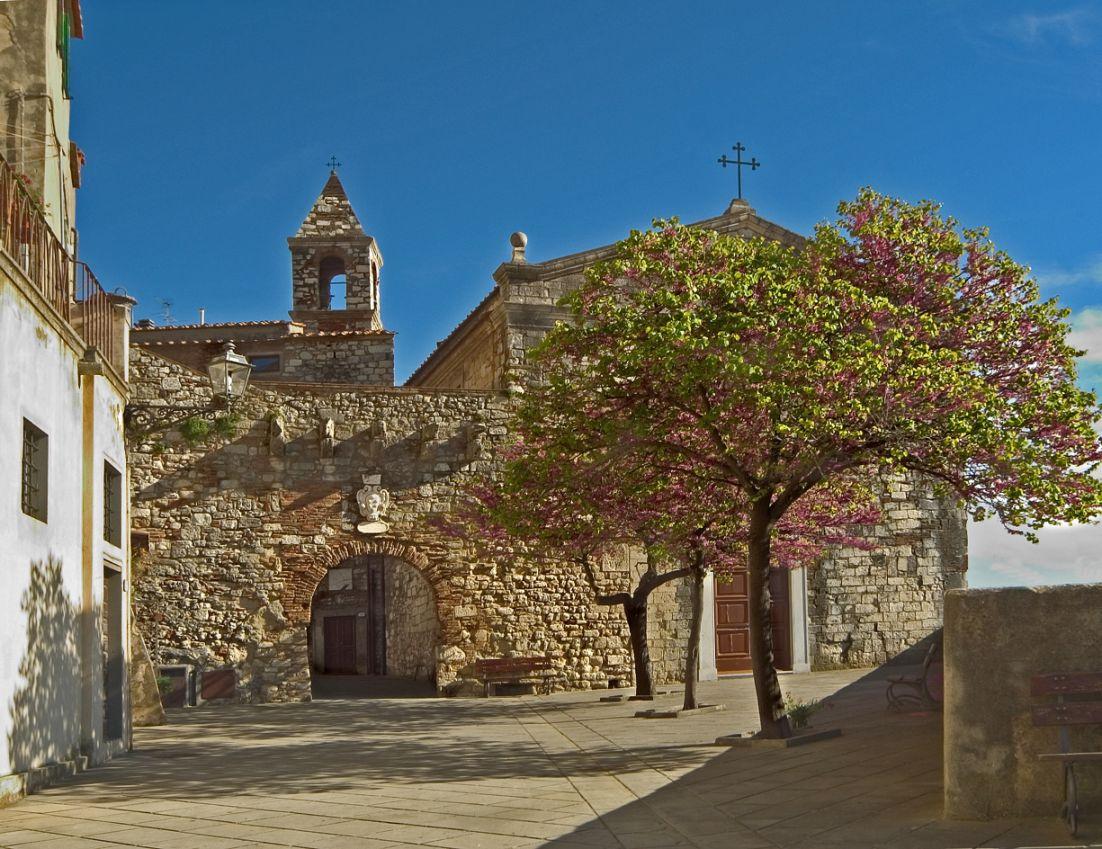 La chiesetta di Sant'Ilario