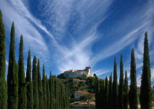Rosignano Marittimo: tra il mare e le verdi colline…