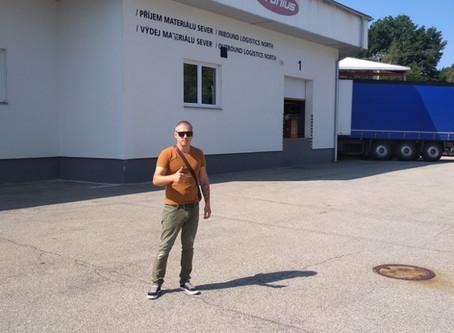 Работа в Чехии завод Fronius