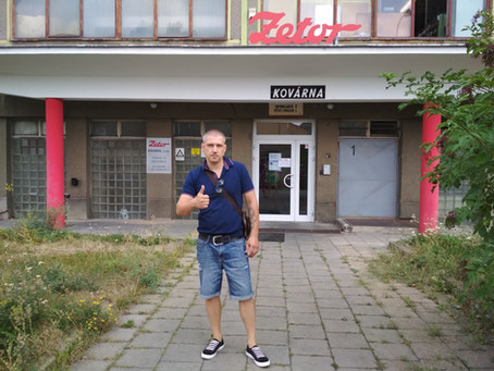 Работа в Чехии на заводе Zetor Kovarna