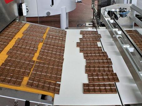 Упаковка шоколада! Польша 2020 по биометрии и визам!