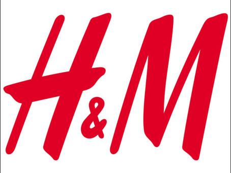 Склады брендовой одежды H&M по БИОМЕТРИИ!!!!