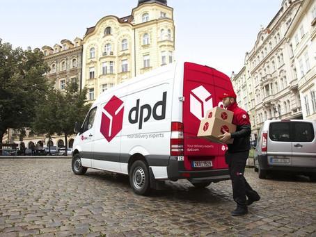 Постоянный набор на почту DPD