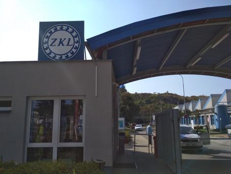 Работа в Чехии на заводе ZKL