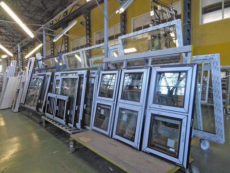 Завод по производству окон и дверей! Польша!