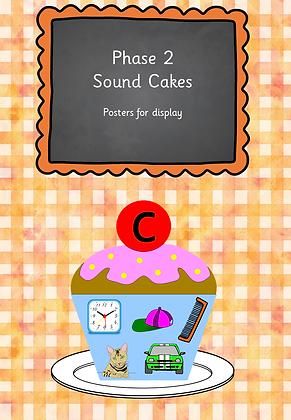 Phase 2 - Sound Cakes