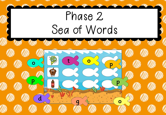 Phase 2 - Sea of Words