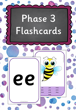 Phase 3 - Flashcards