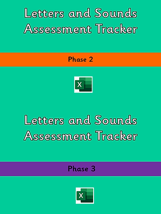 Phase 2&3 Assessment Trackers
