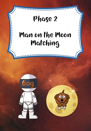Phase 2 - Man on the Moon Matching