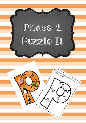 Phase 2 - Puzzle It