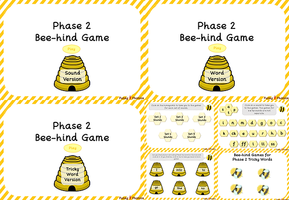 Phase 2 Bee-hind - Digital Version