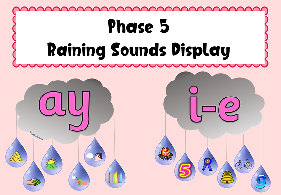 Phase 5 Raining Sounds