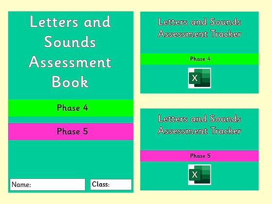 Phase 4&5 Assessment Pack