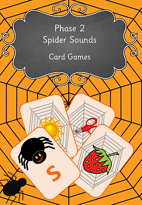 Phase 2 - Spider Sounds Card Games
