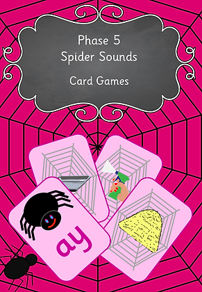 Phase 5 - Spider Sounds Card Games