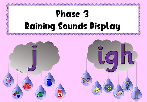 Phase 3 - Raining Sounds