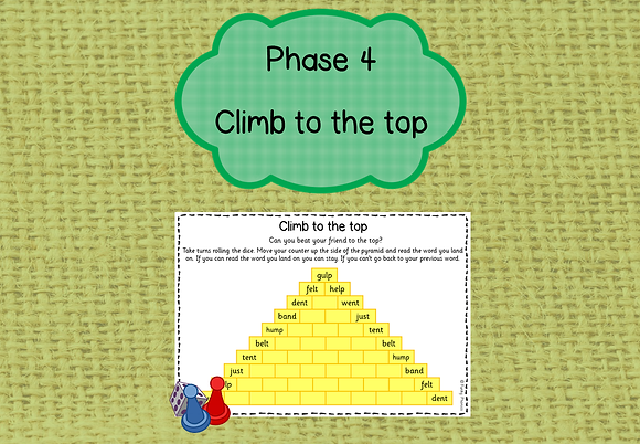 Phase 4 - Climb to the Top