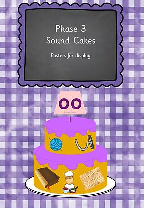 Phase 3 - Sound Cakes