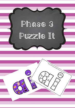 Phase 3 - Puzzle It