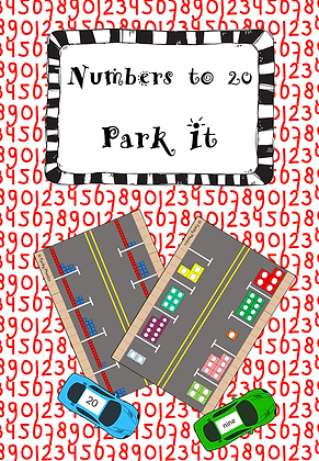 Numbers to 20 - Park It