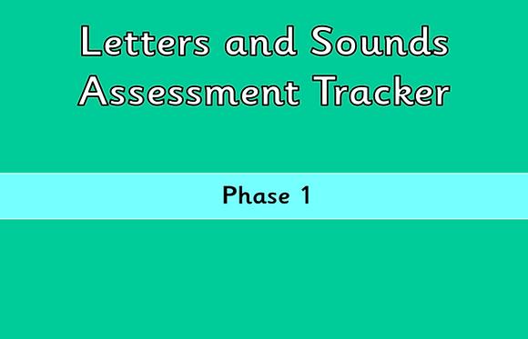 Phase 1 Assessment Tracker
