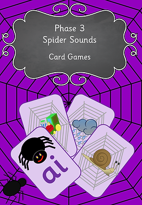 Phase 3 - Spider Sounds Card Games
