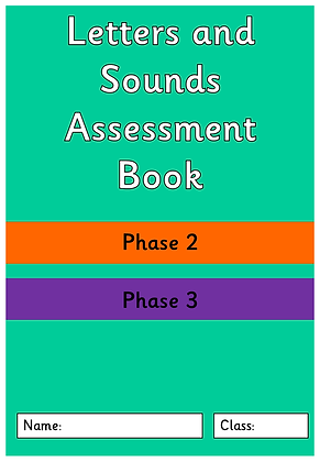 Phase 2 & 3 Assessment Book