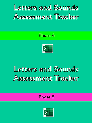 Phase 4&5 Trackers