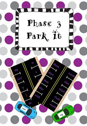 Phase 3 - Park It