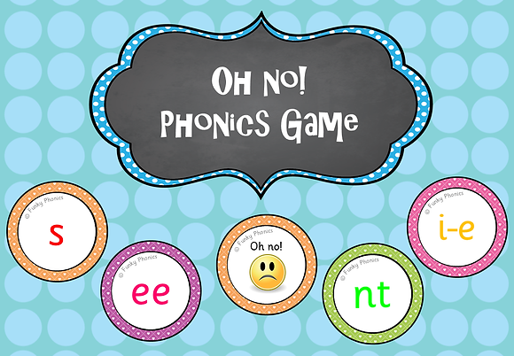 Oh No! Game for Phases 2 -5