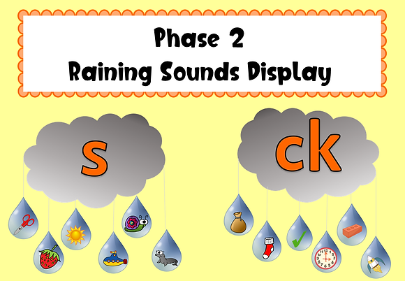 Phase 2 - Raining Sounds