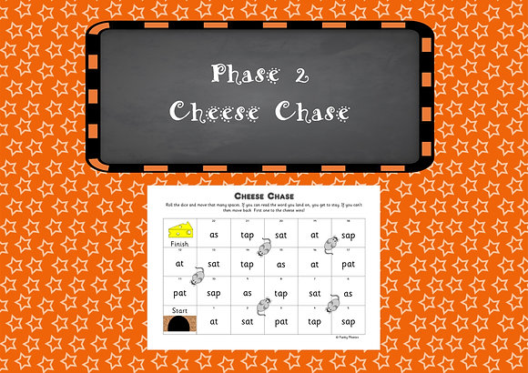 Phase 2 - Cheese Chase Games