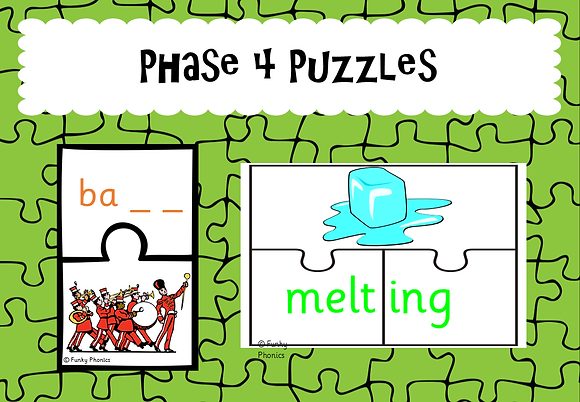 Phase 4 - Puzzles