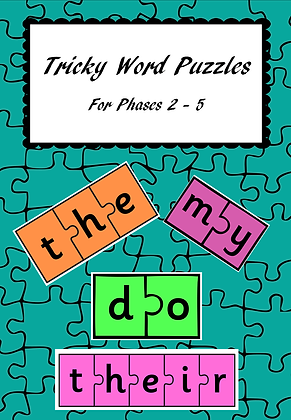 Tricky Word Puzzles