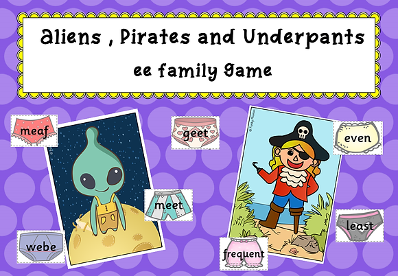 ee Family - Buried Treasure Game