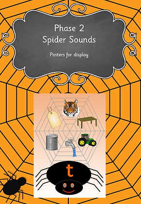 Phase 2 - Spider Sounds