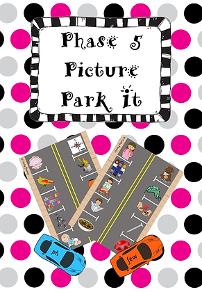 Phase 5 - Picture Park It