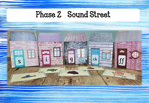 Phase 2 Sound Street
