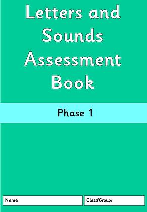 Phase 1 Assessment Booklet