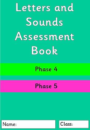 Phase 4&5 Assessment Book