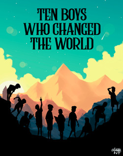 Ten Boys That Changed The World