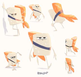 Sushi Adventurer