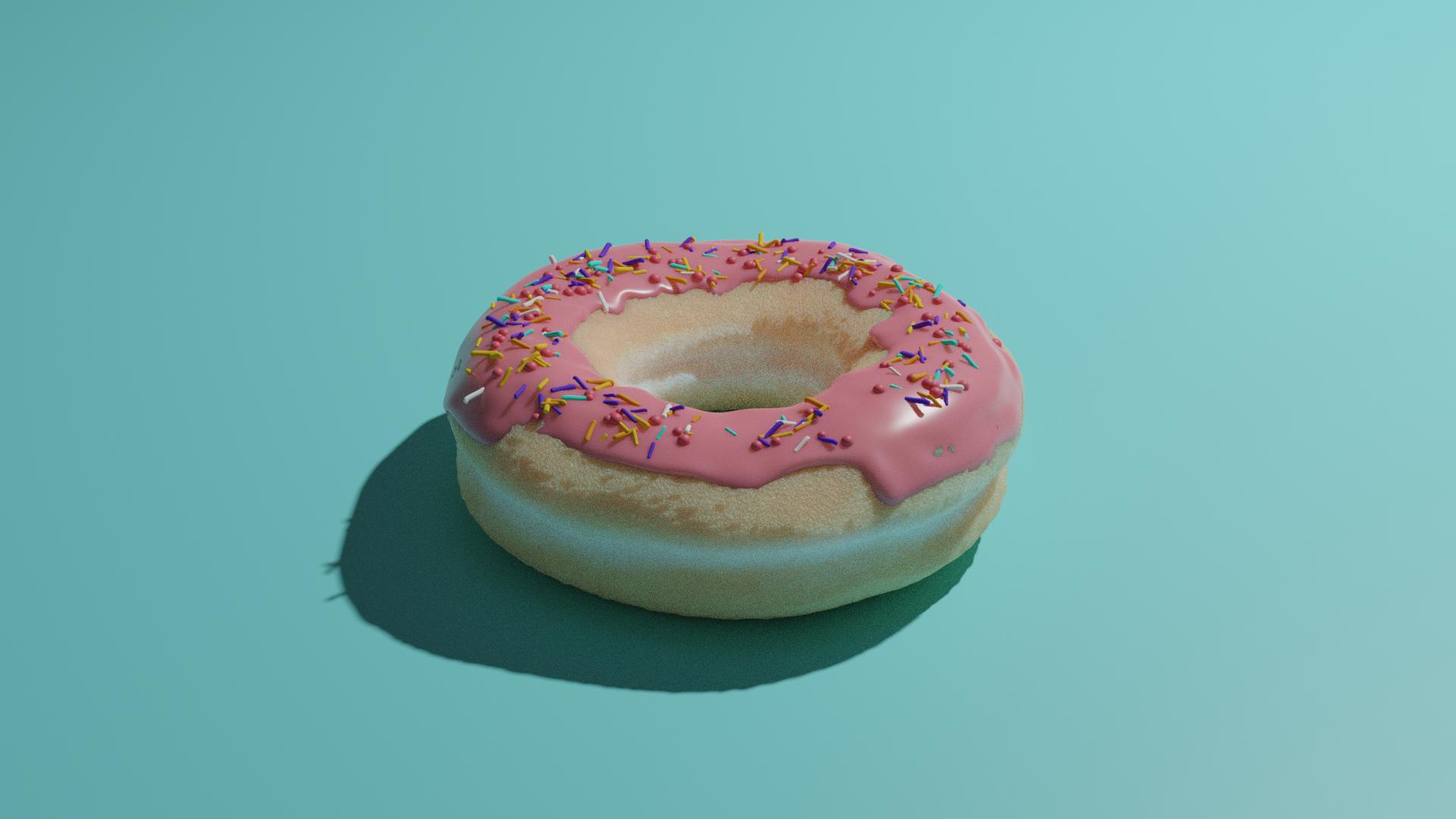 Donut side