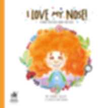 Body Positive Children's Book I Love My Nose