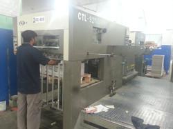 Diecutting Machine CC920