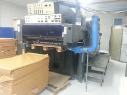 Heidelberg UV Machine