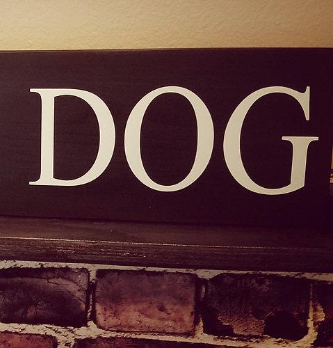 Pet Gear Seattle Market 22 Good Dog Home Decor Sign